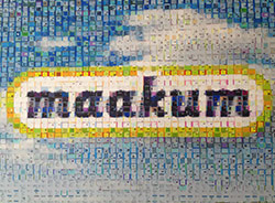 compositie van Maakum websites