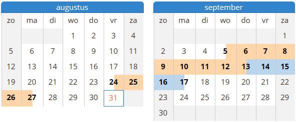 Synchroniseer je kalender